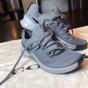 NIKE free Metcon training shoes